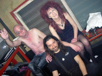Alien sex fiend band